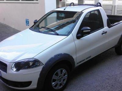 usata Fiat Strada 1.3 Mjt 95cv Pick-up Dc Trekking Usato