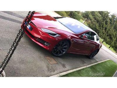 usata Tesla Model S 100D Autopilot 2.0 Cerchi Turbine Gr