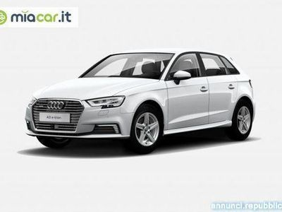 usata Audi A3 Sportback 40 e-tron S tronic Milano