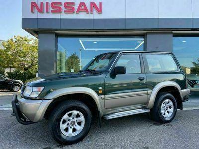 usata Nissan Patrol GR 2.8 TD 3 porte KM 174000 4X4 + RIDOTTE 5 POSTI