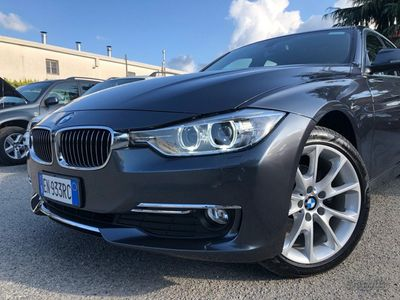 usata BMW 320 d luxury x drive 4X4-2012
