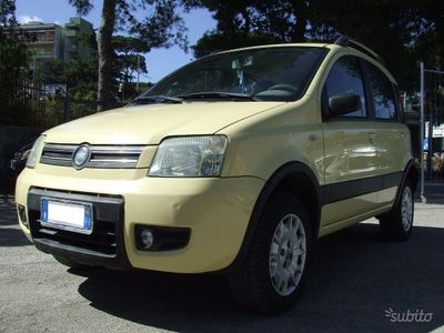 gebraucht Fiat Panda 4x4 1.2 Euro4 - 2006