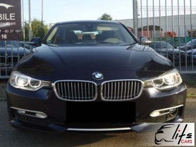 usata BMW 318 d F30 modern line Navi + Xenon + 24 mesi di garanz