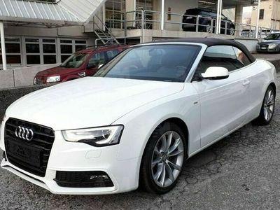 usata Audi A5 Cabriolet 2.0 TFSI 211 CV quattro S tronic