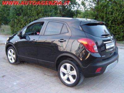 gebraucht Opel Mokka 1.7 CDTI Ecotec 130CV 4x4 Start&Stop Cosmo