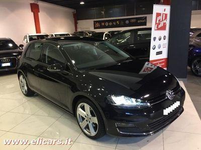 usata VW Golf 2.0 TDI 5p. Highline-KM CERTIFICATI-TETTUCCIO NAV