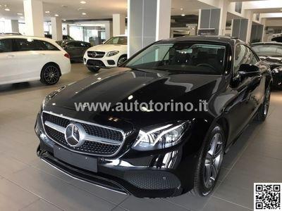 brugt Mercedes E220 CLASSE E COUPÉ4MATIC