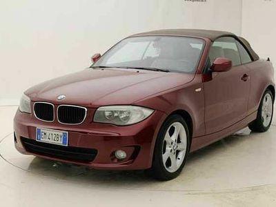 usata BMW 120 Cabriolet i Attiva