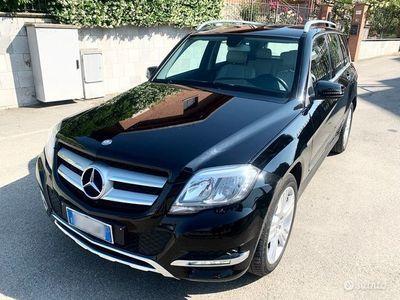 usata Mercedes GLK220 4matic Sport Full NAVI PELLE