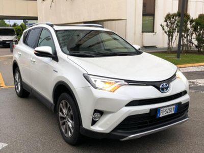 brugt Toyota RAV4 Hybrid 2016