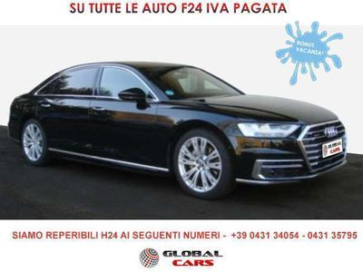usata Audi A8 Lunga 50 TDI 3.0 quat tipt/ Panor/ACC/Massage/360