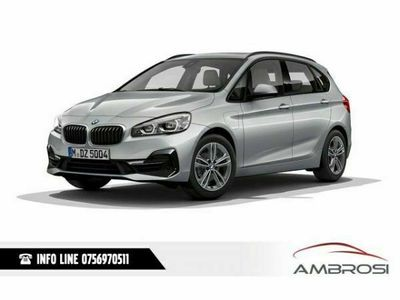 usata BMW 216 Active Tourer Serie 2 i Business