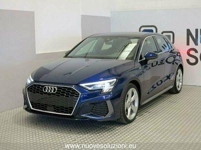 usata Audi A3 SPB 35 TDI S tronic S line edition