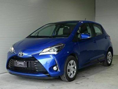 usata Toyota Yaris 1.0 72 CV 5 porte Active