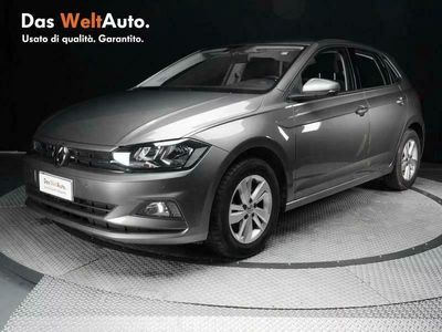 usata VW Polo 1.6 TDI SCR 5p. Comfortline BlueMotion Technology
