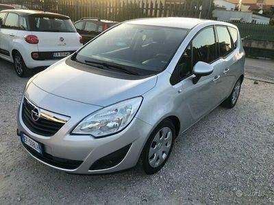 usata Opel Meriva 1.3 Mjt Perfetta Nord 2010