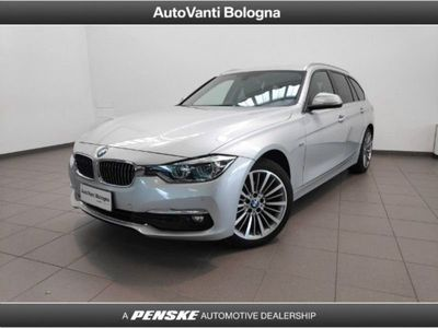used BMW 316 Serie 3 d Touring Luxury