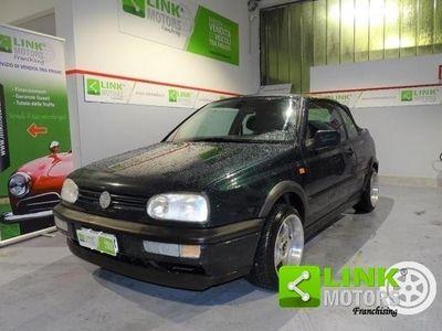 usata VW Golf Cabriolet 1.8/90 CV Basic