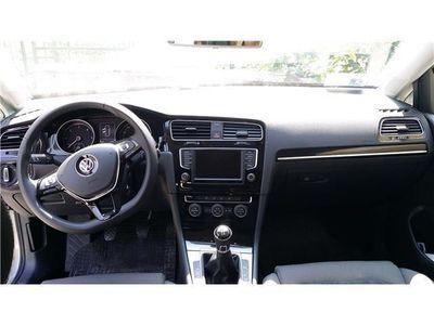 usata VW Golf Variant 1.6 TDI 110 CV Highline Blu