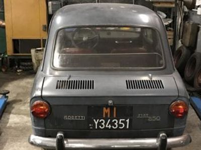 usata Fiat 850 MORETTI