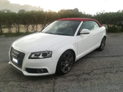 usata Audi A3 Cabriolet 2.0 TDI S-Tronic - 2009
