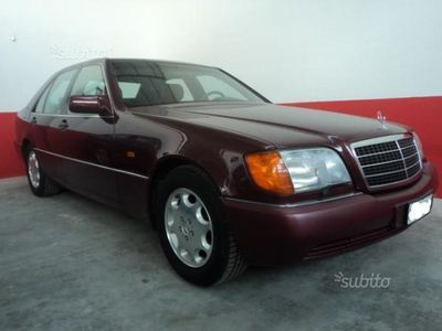 usata Mercedes 600 SerieSE (W/V/C140) - 1992