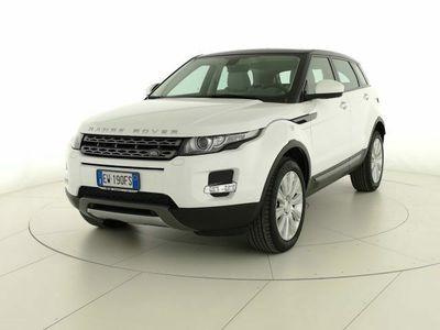 usata Land Rover Range Rover evoque 2.2 Sd4 5p. Pure Tech Pack