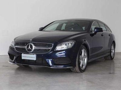 usata Mercedes CLS250 250 d SW 4Matic Premium
