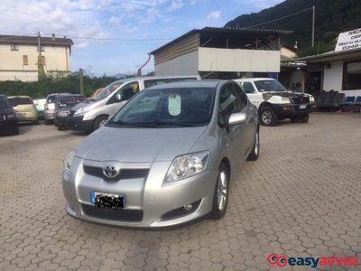 usata Toyota Auris 2.0 3 porte diesel