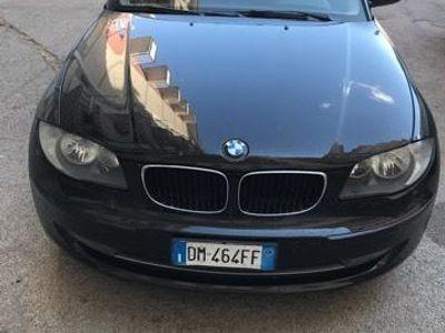 begagnad BMW 118 Serie 1 (E87) cat 5 porte Eletta DPF