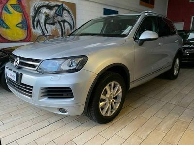 usata VW Touareg 3.0 TDI tiptronic BlueMotion Tec