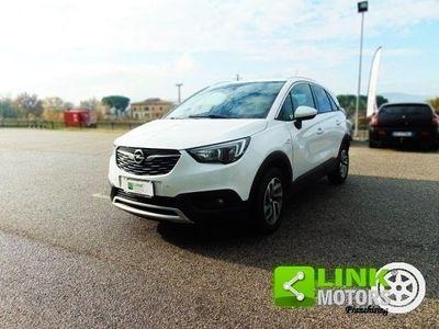 usata Opel Crossland X 1.6 Diesel 8V 120 CV S&S Innovation, 06/2018, in garanzia, totalmente finanziabile