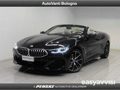 used BMW 840 d xDrive Cabrio