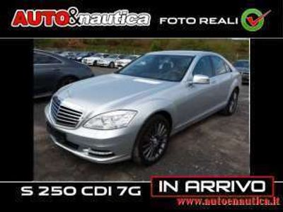 usata Mercedes S250 CDI 7G Tonic Plus Biturbo Avantgarde BlueEfficient