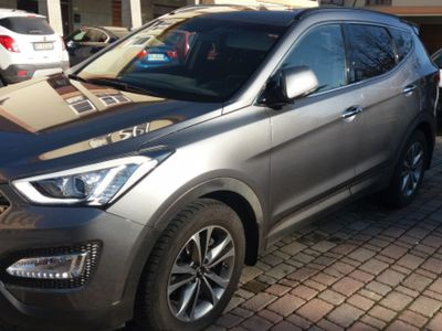 brugt Hyundai Santa Fe 2.0 CRDi 4WD Comfort Plus