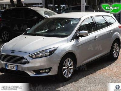 usata Ford Focus SW 1.5 tdci Titanium s&s 120cv my17