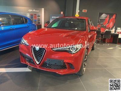 used Alfa Romeo Stelvio STELVIO2.9 Bi-Turbo V6 510 CV AT8 Q4 Quadrifoglio