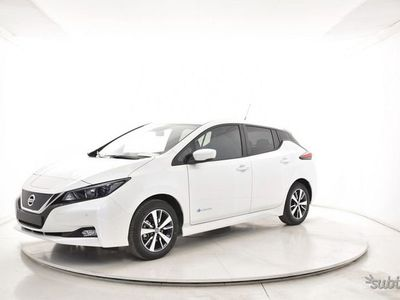 usado Nissan Leaf Acenta 40Kwh - NUOVA DA IMMATRICO...