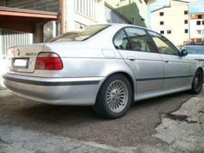 usata BMW 525 d 24V 120Kw berlina Eletta