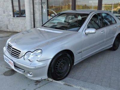 usata Mercedes C220 cdi 150cv