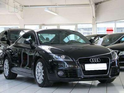 usata Audi TT Coupé 2.0 TDI ultra QUATTRO AUT*XEN.*NAVI*PELLE