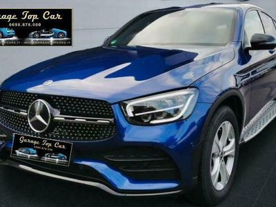 usata Mercedes GLC220 d Coupe 4Matic AMG Night LED