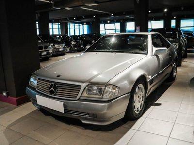 usata Mercedes SL500 cat