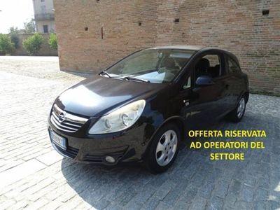 usata Opel Corsa 1.2 80CV 3 PORTE GPL-TECH ENJOY DEL 2009
