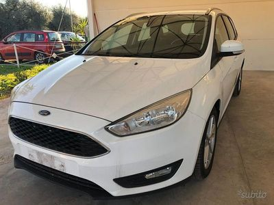 brugt Ford Focus 1.5 TDCi 120 CV Start&Stop Powersh...
