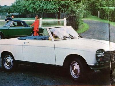 second-hand Peugeot 204 Cabrio