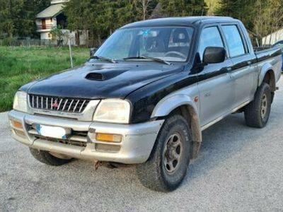 usata Mitsubishi L200 km 175000 anno 1999