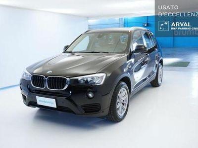 usado BMW X3 Business auto xDrive 2.0 Diesel 190cv