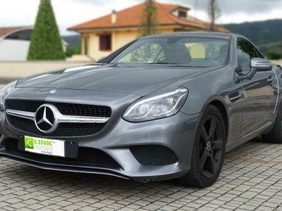 usata Mercedes E250 SLC d Sport