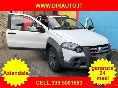 usata Fiat Strada 1.3 mjt 95cv pick-up dc adventure diesel